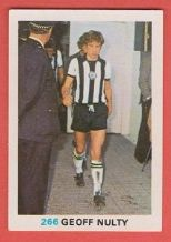 Newcastle United Geoff Nulty